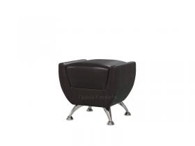 Банкетка Лилиана 6-5120 кожзам темно-коричневый