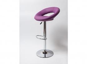 Барный стул BN 1009-1 Пурпурный