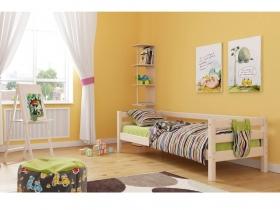 Детская кровать Соня с задней защитой Вариант 2