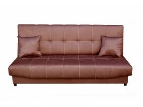 Диван-книжка Домино Калифорния 036 коричневый