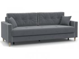 Диван-кровать Айрин арт. ТД-326 стальной серый