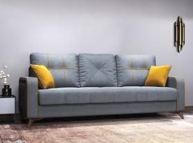 Диван-кровать Черри арт. ТД-179 серый