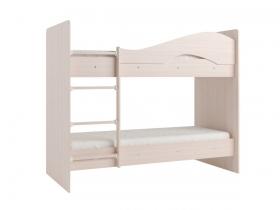 Двухъярусная кровать Мая дуб млечный