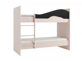 Двухъярусная кровать Мая дуб венге