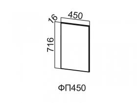 Фасад для посудомоечной машины ФП450 Вектор СВ 450х716х16