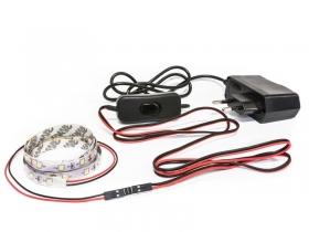 Комплект электроустановочный Индиго 12.61 для компьютерного стола
