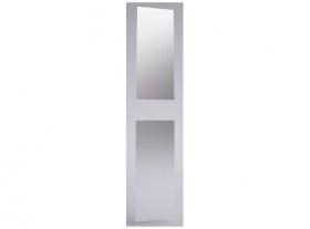 Комплект зеркал (2 шт.) для шкафа Селена ШхВхГ 396х940х4 мм
