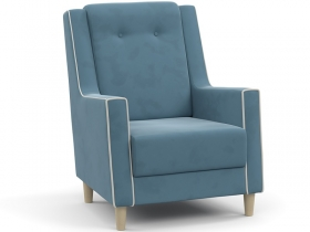 Кресло для отдыха Айрин арт. ТК-324 светлый бирюзовый
