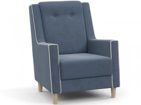 Кресло для отдыха Айрин арт. ТК-325 стальной синий
