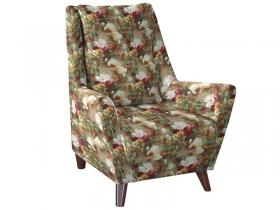 Кресло для отдыха Дали арт. ТК-210 яркие цветы