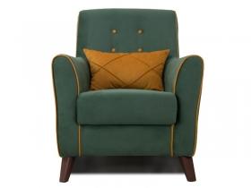 Кресло для отдыха Френсис арт. ТК-260 нефритовый зеленый