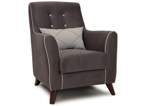 Кресло для отдыха Френсис арт. ТК-261 коричневый
