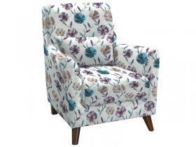 Кресло для отдыха Либерти арт. ТК-207-1 вьюнки