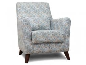Кресло для отдыха Либерти арт. ТК-218 Фибра Оригами