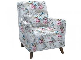 Кресло для отдыха Либерти арт. ТК-229-1 розы