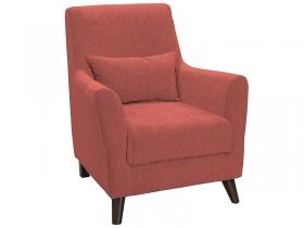 Кресло для отдыха Либерти арт. ТК-230 коралловый