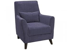 Кресло для отдыха Либерти арт. ТК-242 черничный