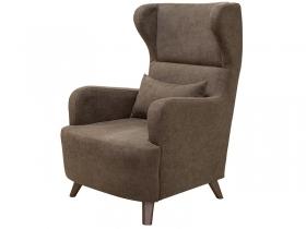 Кресло для отдыха Меланж арт. ТК-233 коричневый