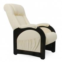 Кресло для отдыха Модель 43 Dundi112-венге с карманами