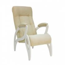 Кресло для отдыха Весна модель 51 Verona-vanilla дуб шампань