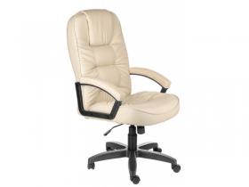 Кресло для руководителя Бруно Ультра Бежевый