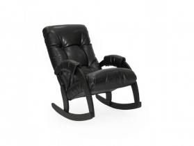 Кресло-качалка Модель 67  vlb черный