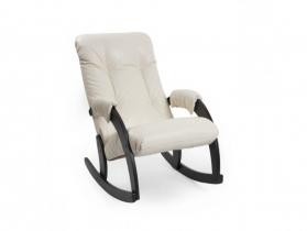 Кресло-качалка Модель 67 vlm белый