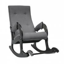 Кресло-качалка модель 707 Verona Antrazite grey венге