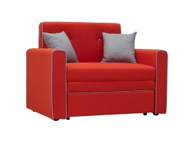 Кресло-кровать Найс арт. ТД-173 алый