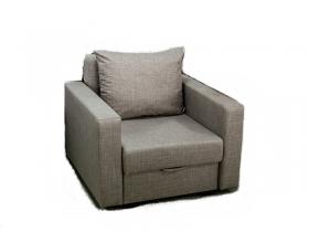 Кресло-кровать Соната ЕД1 Makro беж 33