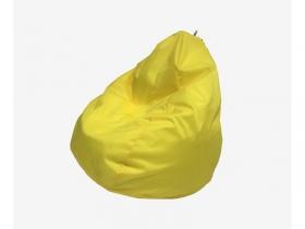 Кресло-мешок Юниор желтый