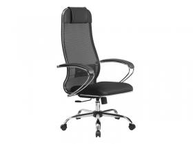 Кресло Метта Комплект 15 ткань черная-хром