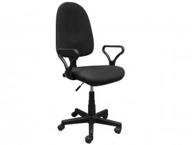 Кресло офисное Престиж Люкс gtpPN S11 ткань черная
