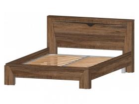 Кровать 1400 Регина дуб самдал