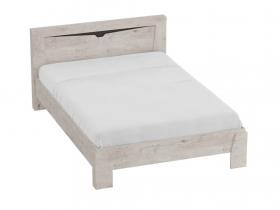 Кровать 1400 Соренто Дуб бонифаций
