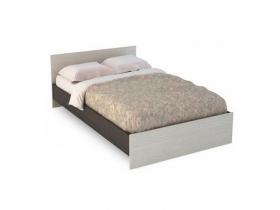 Кровать 1600 Бася КР-558 венге-белфорт
