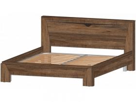Кровать 1600 Регина дуб самдал