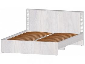 Кровать 1600 Ривьера анкор светлый