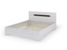 Кровать 160х200 Валенсия с ортопедическим основанием КР 012 ШхВхГ 1640х850х2060 мм
