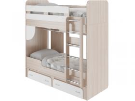 Кровать 2-х ярусная Остин М25 ШхВхГ 1995х2035х1000 мм