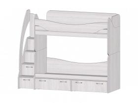 Кровать 2-х ярусная Ральф Анкор светлый