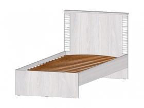 Кровать 900 Ривьера анкор светлый