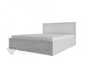Кровать двойная 140-200 Гамма 20 ясень-сандал