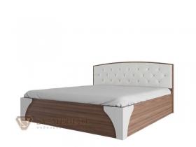 Кровать двухспальная 1800 Лагуна-7 со стразами