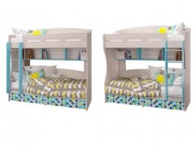 Кровать двухъярусная Джимми