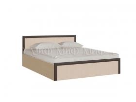 Кровать Грация 1400 ШхВхГ 1435х800х2037 мм