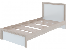 Кровать с настилом Остин М21 ШхВхГ 940х860х2060 мм