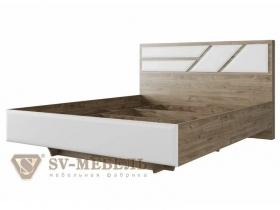 Кровать с ортопедическим основанием Престиж Лагуна-8 Спальное место 1400х2000 ШхВхГ 1433х1030х2138 мм