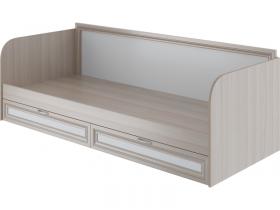 Кровать с ящиками Остин М23 ШхВхГ 2056х705х850 мм