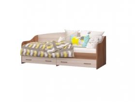 Кровать-софа с 2-мя ящиками Вояж